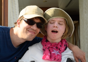 Amer en Ivo