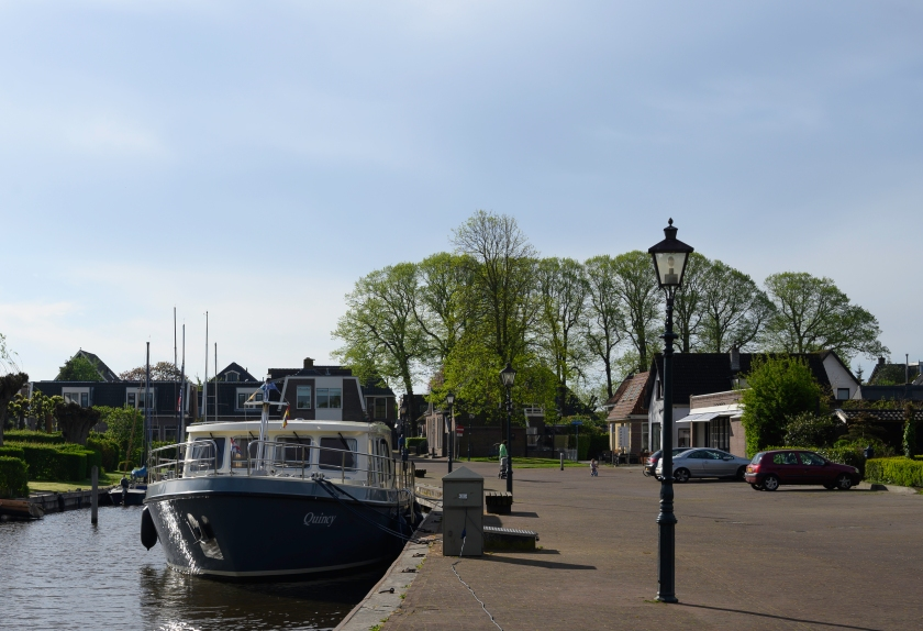 Quincy in Langweer
