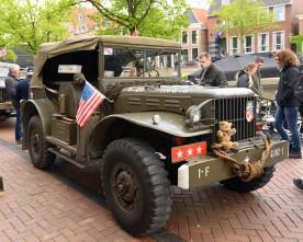 Amerikaanse Jeep uit 1943