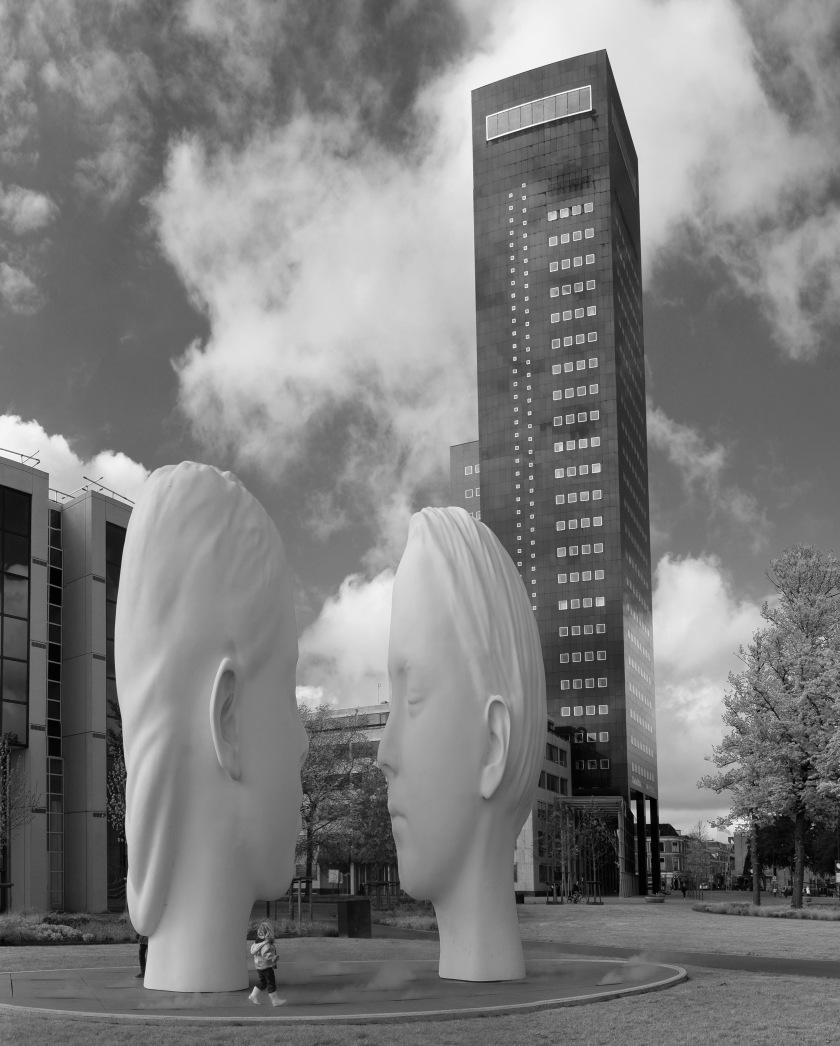 Fontein Leeuwarden
