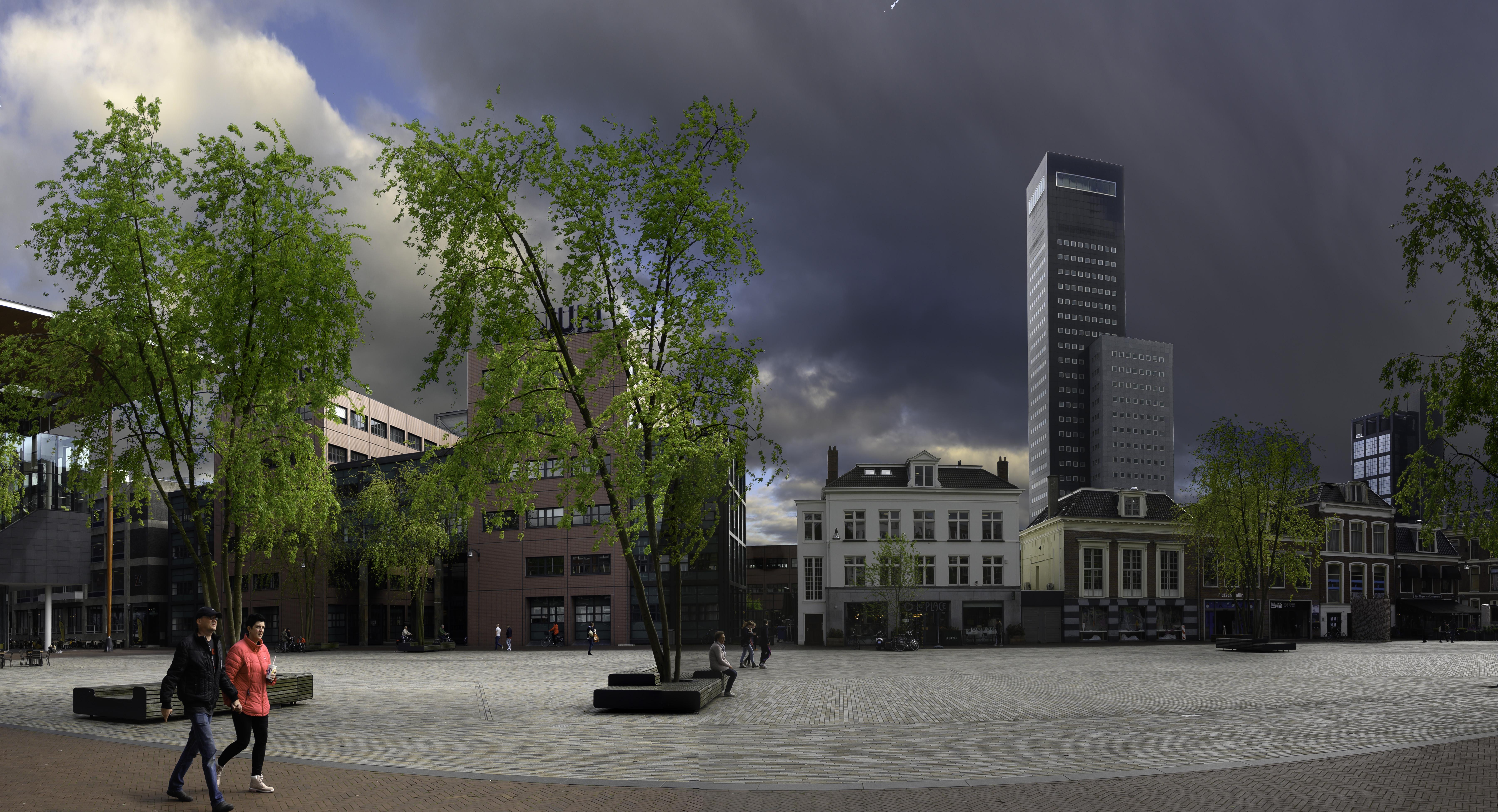 Wilhelminaplein.Leeuwarden